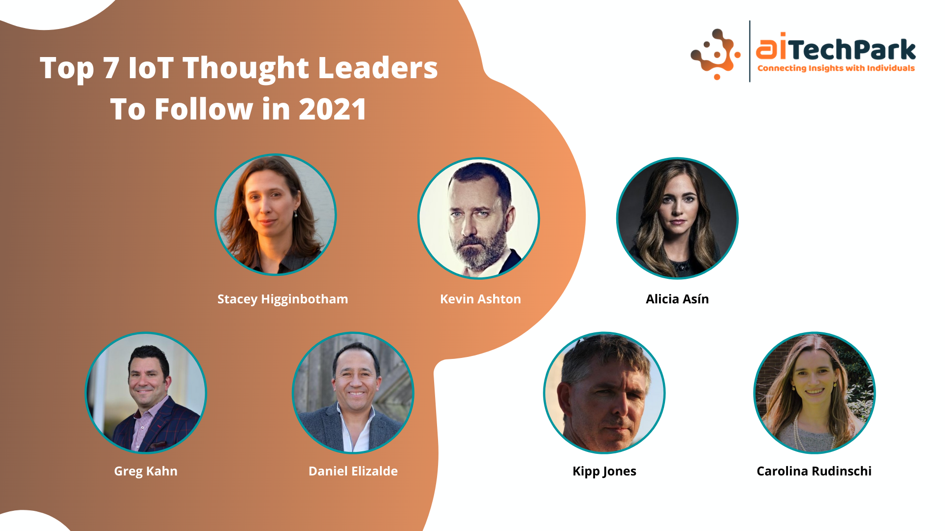 Top 7 IoT Thought Leaders to Follow in 2021